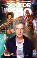 Doctor Who: Ghost Stories - #1 - Previews Exclusive Limited Edition Cover Variant